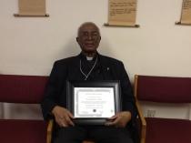 Reverend W.L. Bates